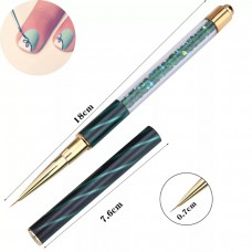 Diamond fineliner-brush