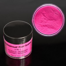 Acryl Powder 30 g magenda