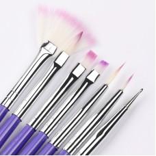Brushes set
